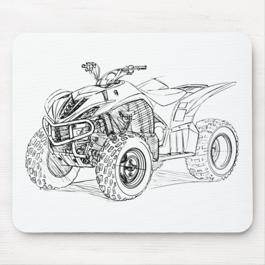 Yam Wolverine 2009 Mouse Pad
