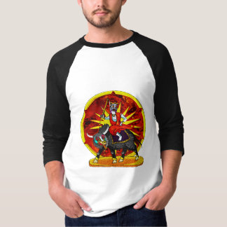 Yama & Sun God of Death 2 T-Shirt