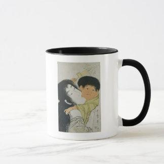 Yama-Uba and Kintoki Mug