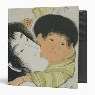 """Yama-Uba y Kintoki Carpeta 1 1/2"""""""