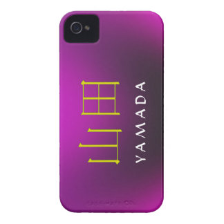 Yamada Monogram iPhone 4 Case