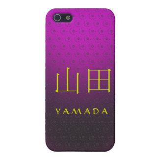 Yamada Monogram iPhone SE/5/5s Cover