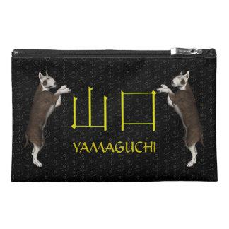 Yamaguchi Monogram Dog Travel Accessories Bags