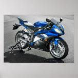 Yamaha R6 Impresiones