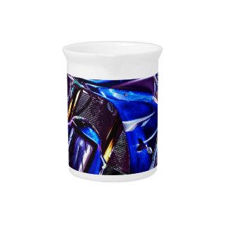Yamaha YZF R1 Art Print Drink Pitchers