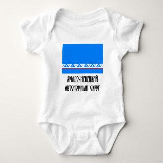 Yamalo-Nenets Autonomous Okrug Flag T Shirts