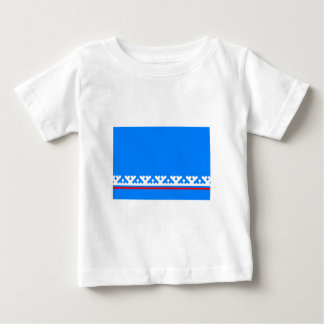 Yamalo-Nenets Autonomous Okrug Flag Tee Shirt