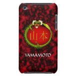 Yamamoto Monogram Dragon iPod Touch Case