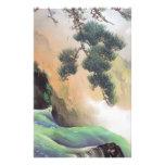 Yamamoto Shunkyo - primavera de la montaña Papeleria De Diseño