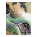 Yamamoto Shunkyo - Spring of Mountain Postcard