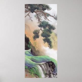 Yamamoto Shunkyo - Spring of Mountain Poster