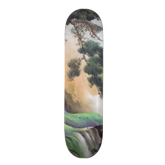 Yamamoto Shunkyo - Spring of Mountain Skateboard Deck