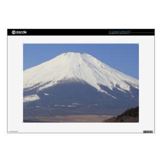 Yamanakako-son, Yamanashi Prefecture, Japan Decal For Laptop