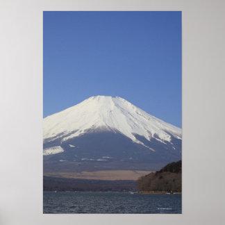 Yamanakako-son, Yamanashi Prefecture, Japan Poster