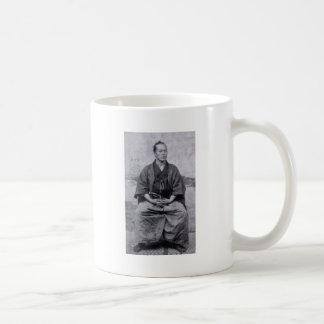 Yamaoka iron boat coffee mug