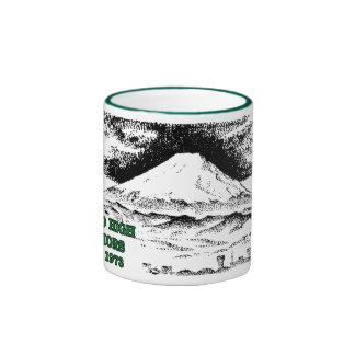 yamato high school 1960-1973 ringer mug