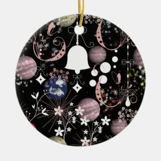 Yamato nebula ceramic ornament