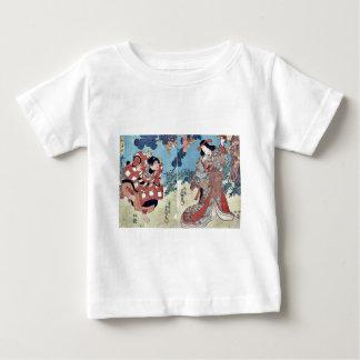 Yamauba to kaidomaru by Utagawa, Toyokuni Ukiyoe Shirts