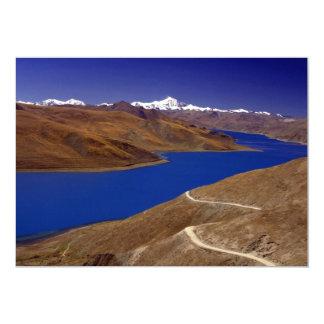 Yamdrok Yamtso, el lago de la turquesa, Tíbet Invitacion Personalizada