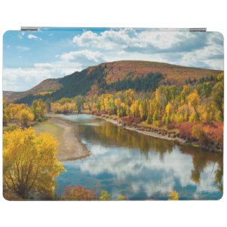 Yampa River In Autumn iPad Smart Cover