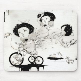 Yan Wei   闫威 Mouse Pad