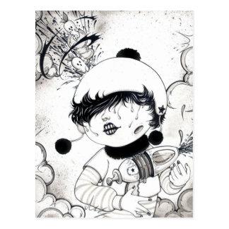 Yan Wei Postcard