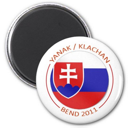 Yanak Klachan Reunion Magnet