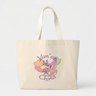 Yan'an China Tote Bag