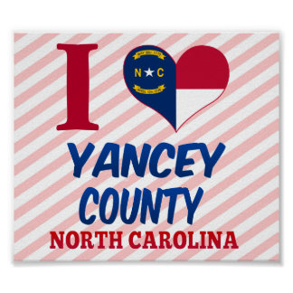 Yancey County, North Carolina Posters