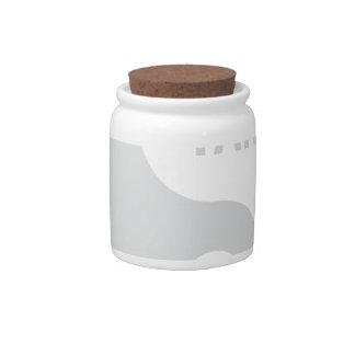 Yang Candy Jars
