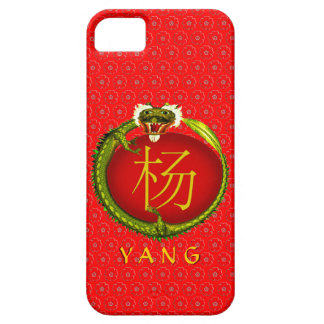 Yang Monogram Dragon iPhone SE/5/5s Case