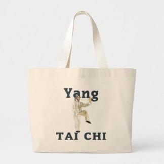 Yang Tai Chi Tote Bag