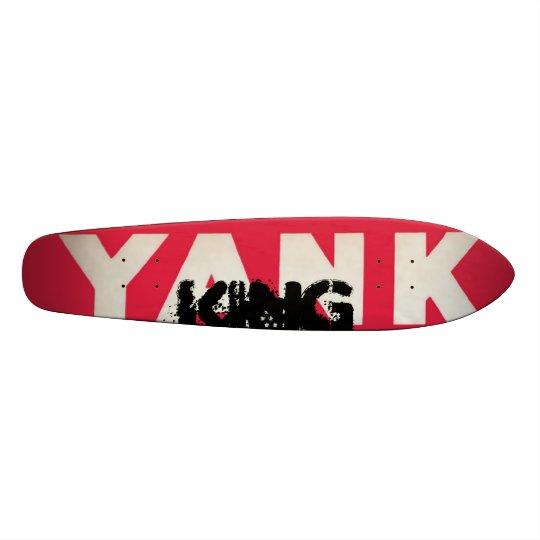 Yank King Skateboard Deck