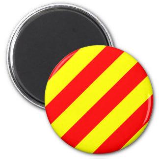 Yankee 2 Inch Round Magnet