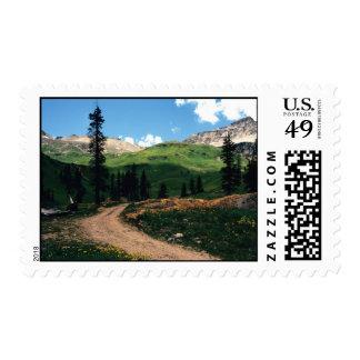 Yankee Boy Basin Postage Stamp