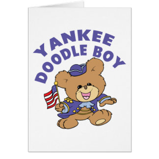 Yankee Doodle Boy Cards