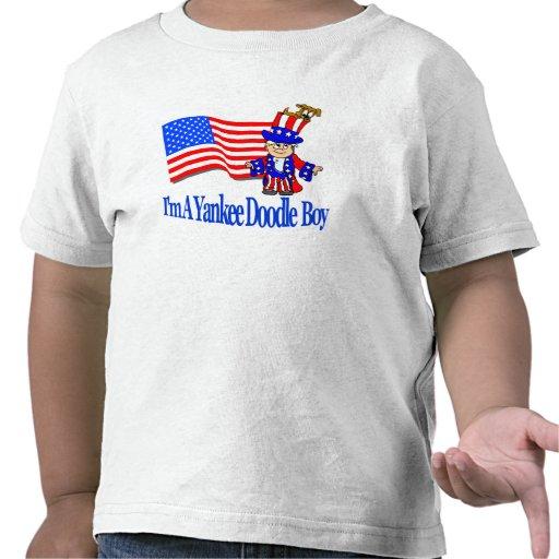 Yankee Doodle Boy - Toddler Shirt