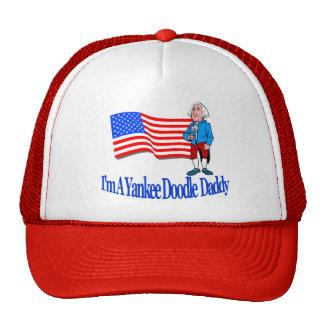 Yankee Doodle Daddy Ballcap Trucker Hat