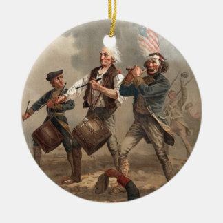 Yankee Doodle Dandy ornament