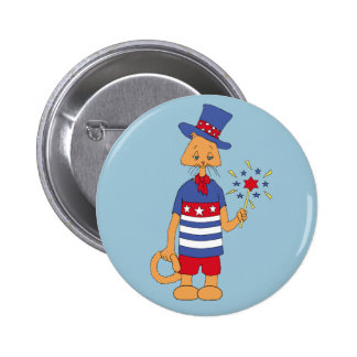 Yankee Doodle Dandy! Pinback Button
