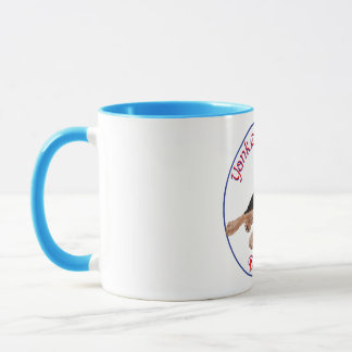 Yankee Doodle Dandy Pup Mug