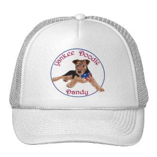 Yankee Doodle Dandy Pup Trucker Hat