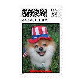 Yankee Doodle Doggie Postage