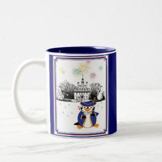 Yankee Doodle Penguin Mug