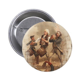 Yankee Doodle Pinback Button