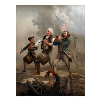 Yankee Doodle Print