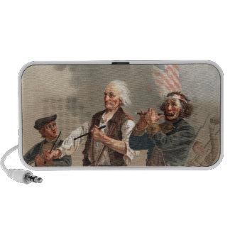 """""""Yankee Doodle"""" speakers"""