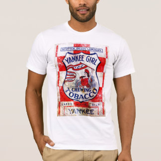 Yankee Girl Chewing Tobacco T-Shirt
