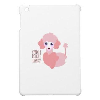 Yankee Poodle Dandy iPad Mini Cover