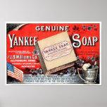 Yankee Soap Print